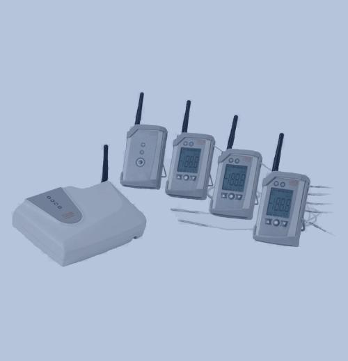 Kaye Valprobe: RF II Recorder Real-time sensors mcscorpusa
